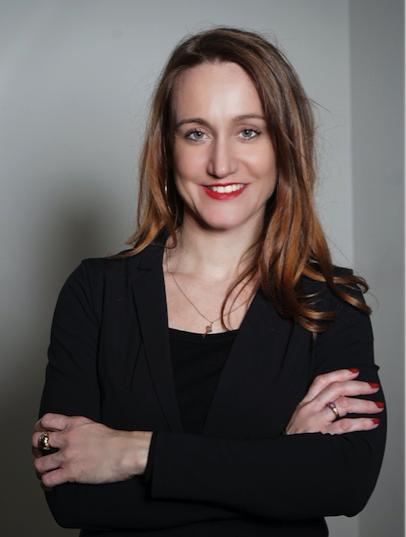Dorothée LENEUF, Dirigeante de la société Miroiterie & Menuiserie d'Anuis