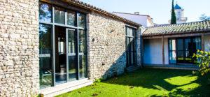 façade,verre,mur,rideau