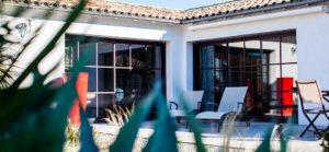 Miroiterie et Menuiseries d'Aunis : Rénovation des menuiseries d'une maison sur l'Ile de Ré