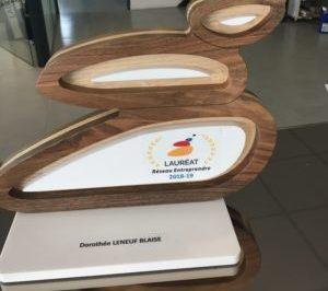 Récompense : Prix Réseau Entreprendre