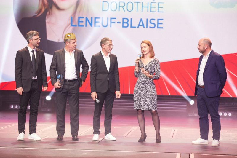 Récompense : le Prix Alumier Technal 2019 pour la Région Sud-Ouest