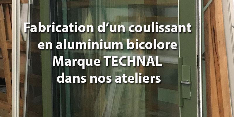 Fabricant de Menuiserie TECHNAL à La Rochelle